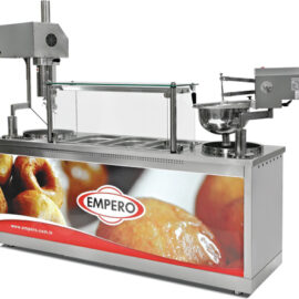 Doughnut and Tulumba Dessert Machines