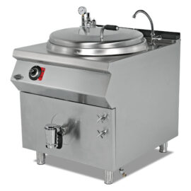 Electric Boiling Pans (Indirect)